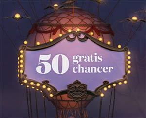 75 kr gratis & 25 free spins hos Tivoli Casino