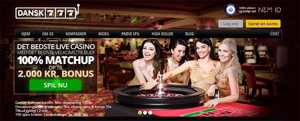 Dansk777 Casino