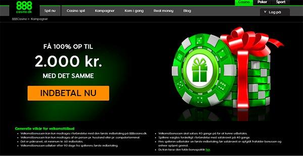 Spil Baccarat Online hos 888Casino
