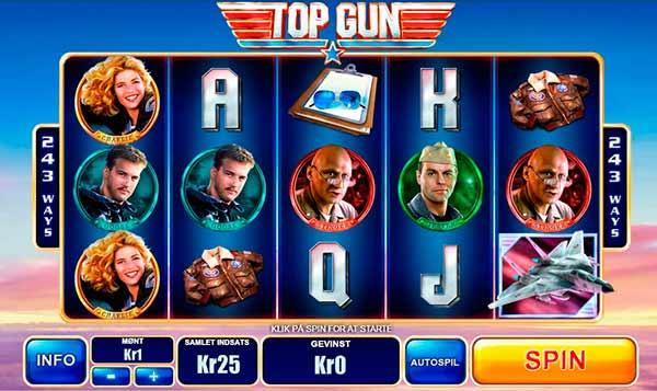 Top Gun online spillemaskine