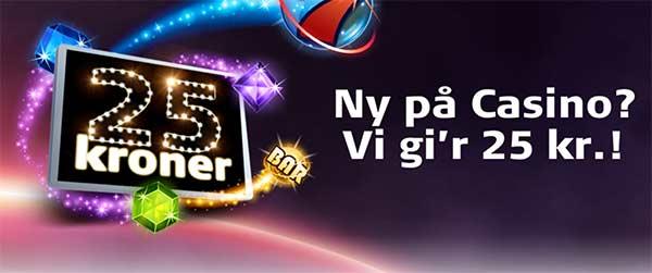 Danske Spil Casino - 25 free spins