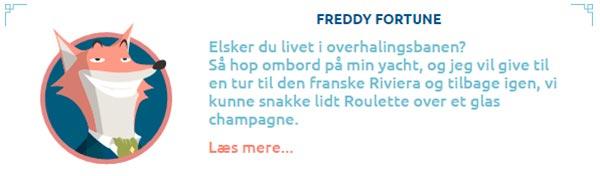 Freddy Fortune