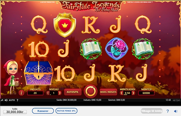 Fairytale automat