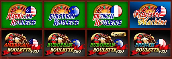 Roulette spil