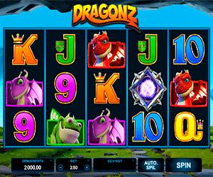 Dragonz automat