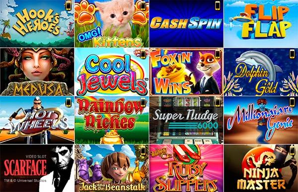 De mest populære spilleautomater hos DG casino