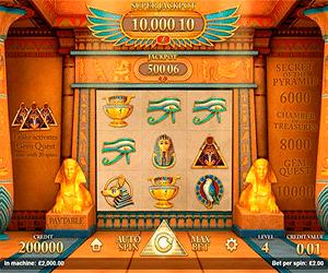 Golden Pyramid