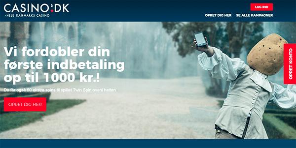 Casino.dk Mobil Bonus