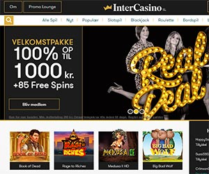 InterCasino 10 spins