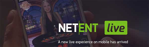 Net Entertainment Live casino