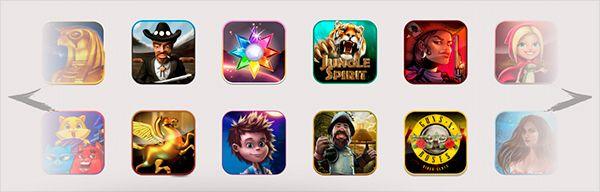 Disse spil kan du nyde hos Casino GO