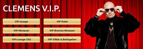 Clemens VIP klubben