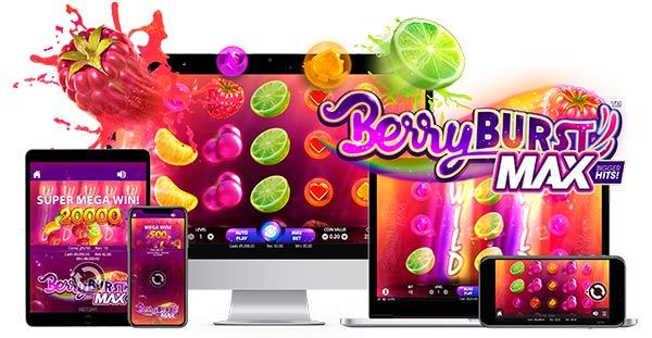 Berryburst 2 MAX Hits