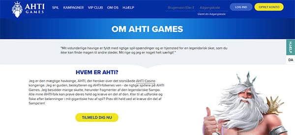 Om AhtiGames