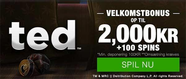 Op til 2000 KR bonus
