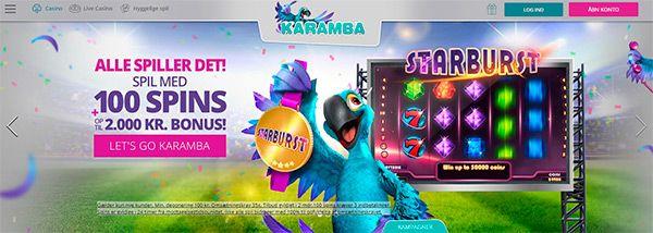 Karamba casinos bonus 2020
