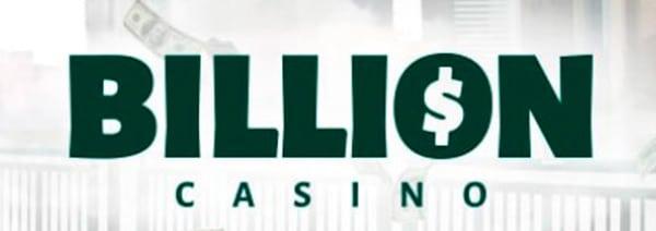 Billion Casino big logo