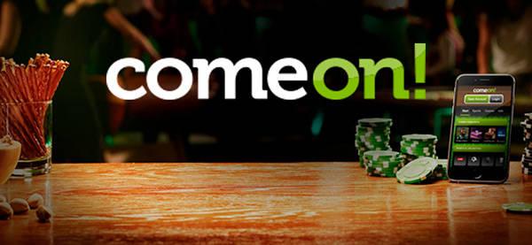 ComeOn! En verden af spil kun til dig.